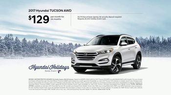 Hyundai Holidays Sales Event TV Spot, 'Naughty or Nice' Song by Sihasin [T2] - Thumbnail 9