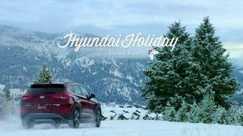 Hyundai Holidays Sales Event TV Spot, 'Naughty or Nice' Song by Sihasin [T2] - Thumbnail 7