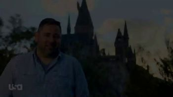 The Wizarding World of Harry Potter TV Spot, 'USA Network: Christmas' - Thumbnail 1