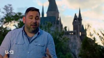 The Wizarding World of Harry Potter TV Spot, 'USA Network: Christmas' - Thumbnail 10