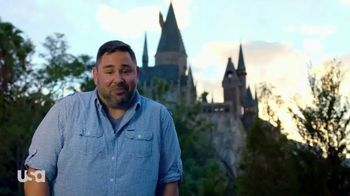 The Wizarding World of Harry Potter TV Spot, 'USA Network: Christmas' - Thumbnail 2