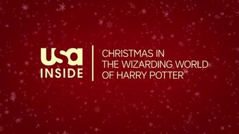 The Wizarding World of Harry Potter TV Spot, 'USA Network: Christmas' - Thumbnail 4