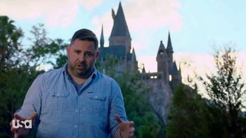 The Wizarding World of Harry Potter TV Spot, 'USA Network: Christmas' - Thumbnail 6
