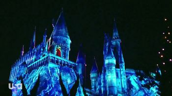 The Wizarding World of Harry Potter TV Spot, 'USA Network: Christmas' - Thumbnail 8