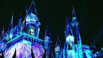 The Wizarding World of Harry Potter TV Spot, 'USA Network: Christmas' - Thumbnail 9