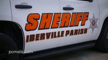 PCMatic.com TV Spot, 'Iberville Parish Sheriff's Office' - Thumbnail 1