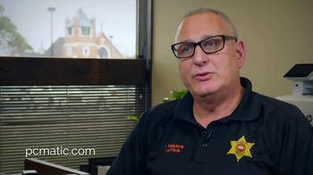PCMatic.com TV Spot, 'Iberville Parish Sheriff's Office'