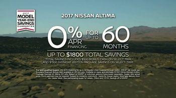 Nissan Master the Drive Sales Event TV Spot, 'Fulfill Your Destiny' [T2] - Thumbnail 8