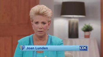 NACDD TV Spot, 'CDC: Put Prediabetes in Reverse' Featuring Joan Lunden - Thumbnail 3