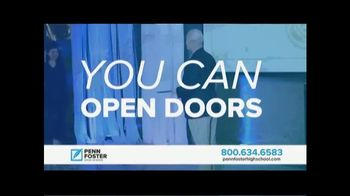 Penn Foster TV Spot, 'You CAN Earn Your High School Diploma'
