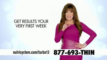 Nutrisystem Turbo 13 TV Spot, \'New for 2018\' Featuring Marie Osmond