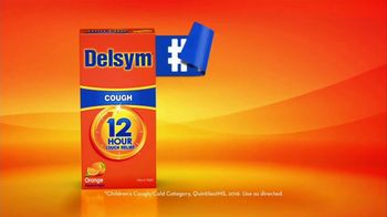 Delsym 12-Hour Cough Relief TV Spot, 'The Joy of Not Coughing' - Thumbnail 10