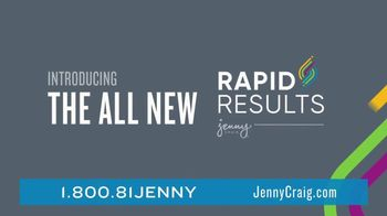 Jenny Craig Rapid Results TV Spot, 'One-On-One Support' - Thumbnail 4