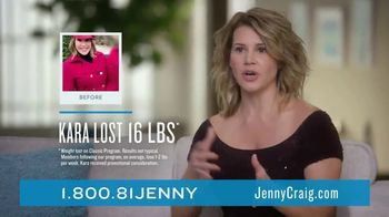 Jenny Craig Rapid Results TV Spot, 'One-On-One Support' - Thumbnail 5