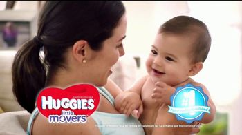 Huggies Little Movers TV Spot, 'Libera at tu bebé' [Spanish] - Thumbnail 9