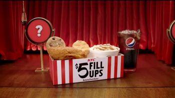 KFC $5 Fill Ups TV Spot, 'Adivina' [Spanish] - Thumbnail 1