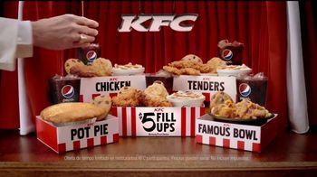 KFC $5 Fill Ups TV Spot, 'Adivina' [Spanish] - Thumbnail 7