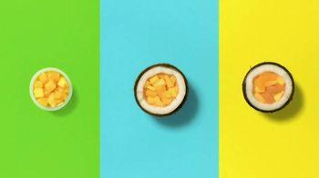 Dole Fruit Bowls TV Spot, 'Color Me Coconut' - Thumbnail 8