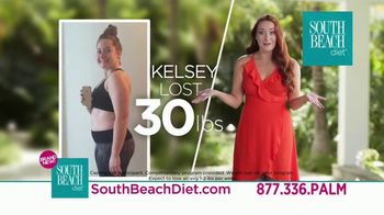 South Beach Diet TV Spot, 'Brand New Diet' Featuring Jessie James Decker - 243 commercial airings