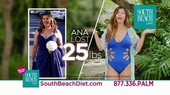 South Beach Diet TV Spot, 'Brand New Diet' Featuring Jessie James Decker - Thumbnail 5