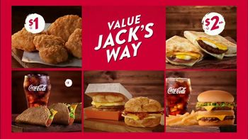 Jack in the Box Value Jack's Way TV Spot, 'I See Your Deals' - Thumbnail 6
