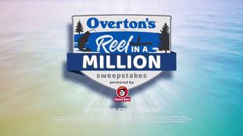 Overton's TV Spot, 'Reel In a Million Sweepstakes' - Thumbnail 6