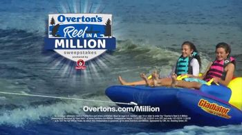 Overton's TV Spot, 'Reel In a Million Sweepstakes' - Thumbnail 7