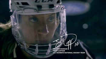 Dunkin' Donuts TV Spot, 'Brewed for This' Featuring Meghan Duggan