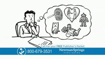 Newman Springs Publishing TV Spot, 'My New Book' - Thumbnail 1