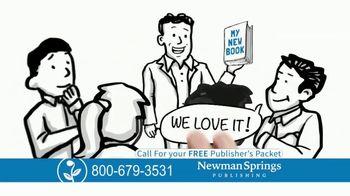 Newman Springs Publishing TV Spot, 'My New Book' - Thumbnail 2