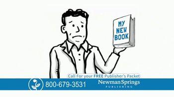 Newman Springs Publishing TV Spot, 'My New Book' - Thumbnail 4