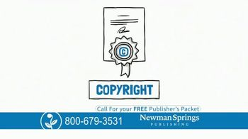 Newman Springs Publishing TV Spot, 'My New Book' - Thumbnail 5