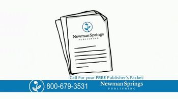 Newman Springs Publishing TV Spot, 'My New Book' - Thumbnail 6