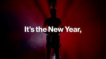 Verizon Unlimited TV Spot, 'Drummer: New Year's Day' - Thumbnail 2