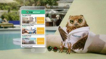 TripAdvisor TV Spot, 'Sun Bathing' - Thumbnail 4