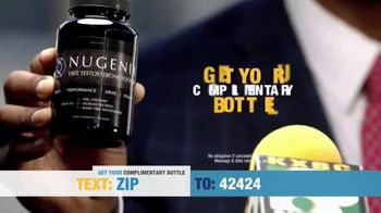 Nugenix TV Spot, 'Press Conference' Featuring Frank Thomas - Thumbnail 6