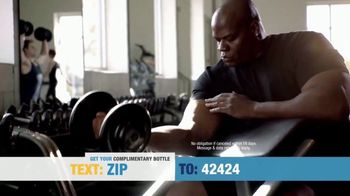 Nugenix TV Spot, 'Press Conference' Featuring Frank Thomas - Thumbnail 7