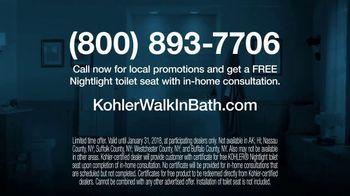 Kohler TV Spot, 'Calling on Ken: Nightlight Seat' - Thumbnail 10