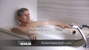 Kohler TV Spot, 'Calling on Ken: Nightlight Seat' - Thumbnail 6