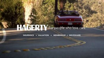 Hagerty TV Spot, 'Moment of Escape: Connect to Something Greater' - Thumbnail 10