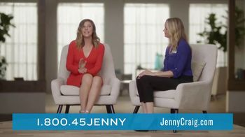 Jenny Craig Rapid Results TV Spot, 'Amanda Lost 40 Lbs'