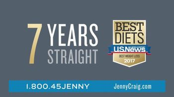 Jenny Craig Rapid Results TV Spot, 'Amanda Lost 40 Lbs' - Thumbnail 3