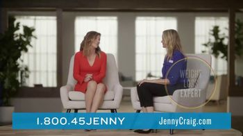 Jenny Craig Rapid Results TV Spot, 'Amanda Lost 40 Lbs' - Thumbnail 5