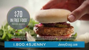 Jenny Craig Rapid Results TV Spot, 'Amanda Lost 40 Lbs' - Thumbnail 7
