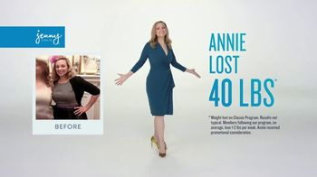 Jenny Craig Rapid Results TV Spot, 'Amanda Lost 40 Lbs' - Thumbnail 9