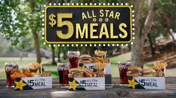 Carl's Jr. $5 All Star Meals TV Spot, 'All Kinds of Goodness' - Thumbnail 6