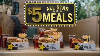 Carl's Jr. $5 All Star Meals TV Spot, 'All Kinds of Goodness' - Thumbnail 2
