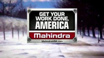 Mahindra Winter Savings TV Spot, 'Get Your Work Done' - Thumbnail 9