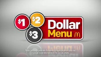 McDonald's $1 $2 $3 Dollar Menu TV Spot, 'Tus favoritos' [Spanish] - Thumbnail 9