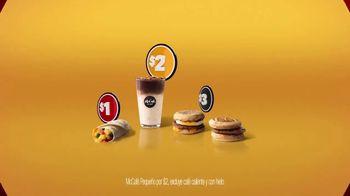 McDonald's $1 $2 $3 Dollar Menu TV Spot, 'Tus favoritos' [Spanish] - Thumbnail 5